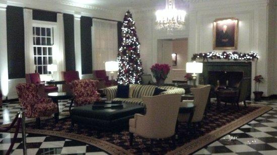The Dearborn Inn, A Marriott Hotel: Christmas 2012