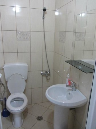 Yard Paradise Hotel : туалет