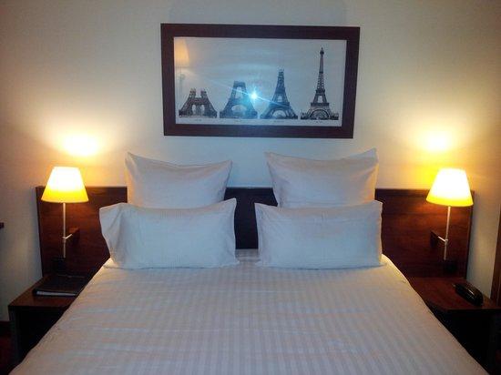 Hôtel Concorde Montparnasse: habitación 603