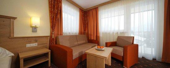 Residenz Allegra: Suite & Zimmer