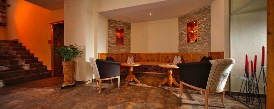 Residenz Allegra: Lobby Tirol