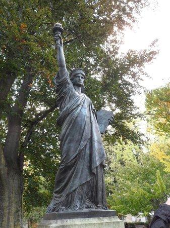 Statue Of Liberty Bild Von Jardin Du Luxembourg Paris Tripadvisor