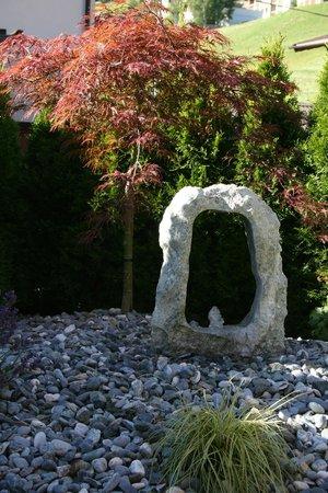 Residenz Allegra: Garten & Relaxbereich