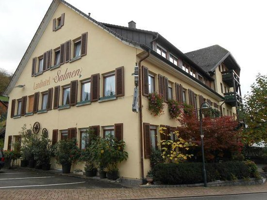 Oberkirch, Nemecko: Salmen