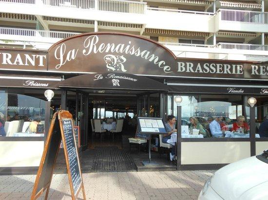 Restaurant La Renaissance St Raphael