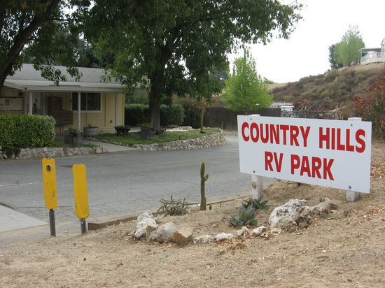 Country Hills RV Park : Welcome to Country Hills RV