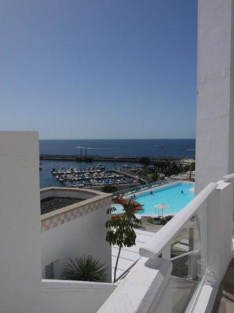 Marina Bayview: вид с нашей террасы