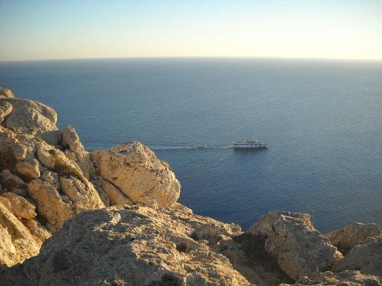 Cape Greco (Cavo Greco): вид с мыса