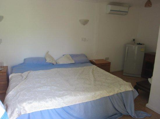 The Beach House: our room