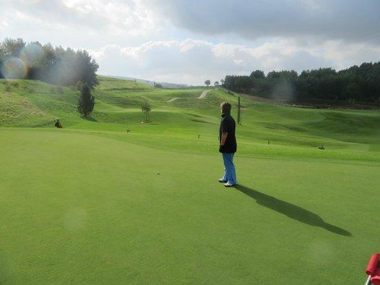 Golf Club Castelfalfi: un bel colpo d'occhio