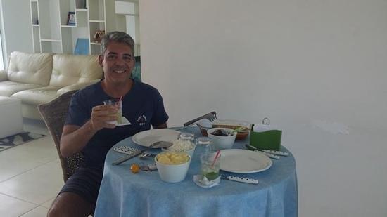MARINA Vip Club Resort & spa: um drink ...