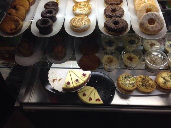 Bagels Square : Desserts