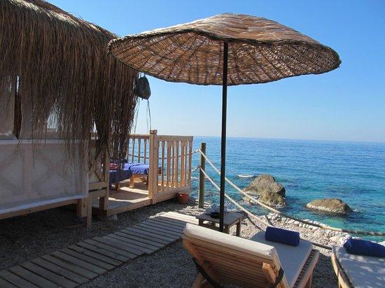 Liberty Hotels Lykia: Beach hut