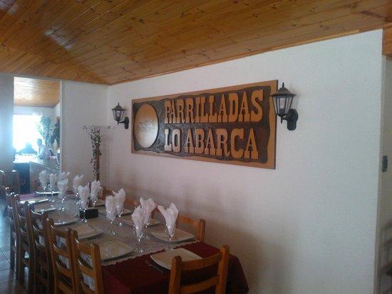 San Antonio, Chile: Parrilladas Lo Abarca