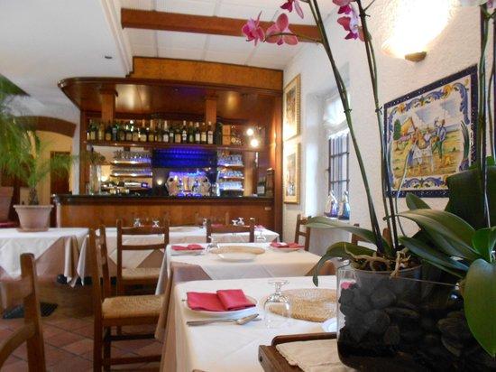 Trattoria Cappuccini: sala