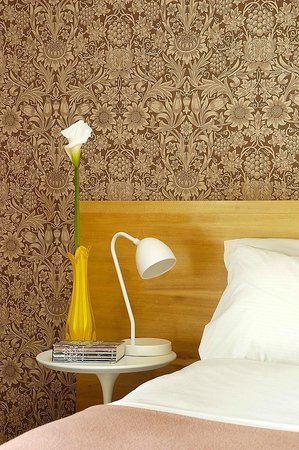 Home Hotel Buenos Aires: Original Vintage Wallpaper at Home Hotel