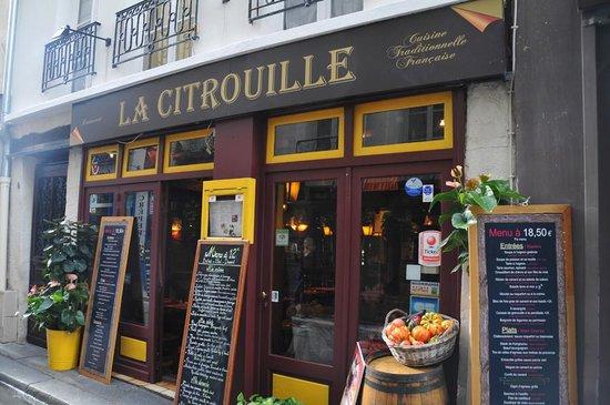La Citrouille Paris