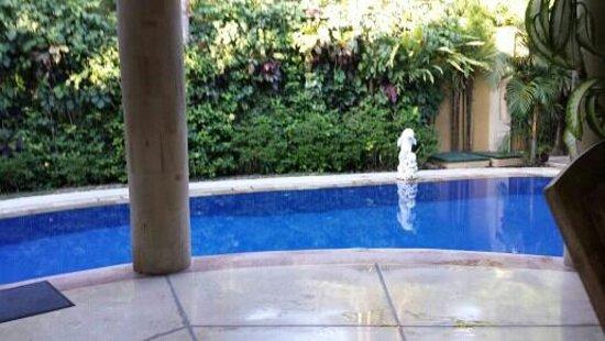 Emerald Villas: Pool