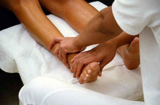 Calidum SPA: Massaggio plantare