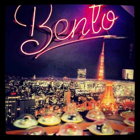Bento Sushi: Bento