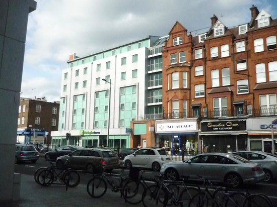 Holiday Inn Express London-Swiss Cottage: Finchley Road