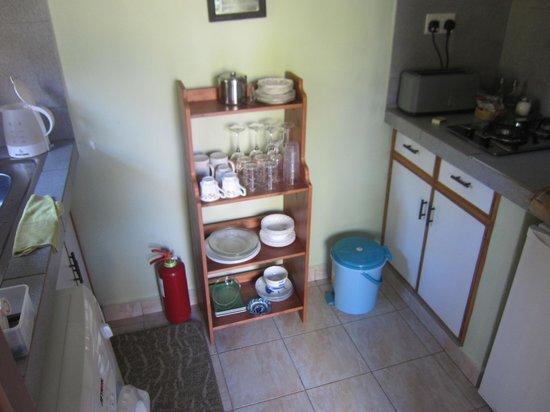 Maison Soleil : kitchen