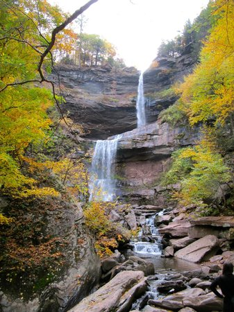 Clark House Bed and Breakfast: Kaaterskill Falls