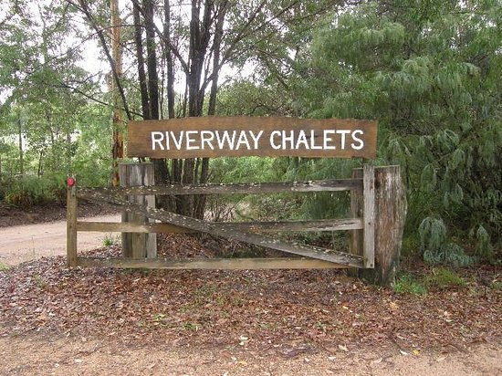 Riverway Chalets
