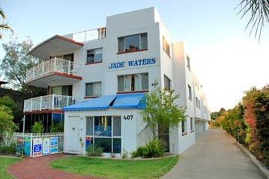 Jade Waters Luxury Apartments