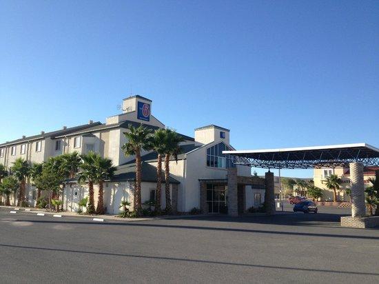 Motel 6 Beatty / Death Valley: Motel 6 in Beatty, standaard maar goed