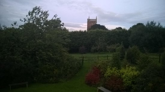 Cameley Lodge Hotel: Church view