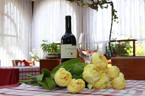 Gostisce Tulipan : Vino in hrana
