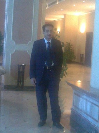 Four Seasons Hotel Cairo at Nile Plaza: فى احد قاعات الاحتفالات االملحقه بالفندق الرائع