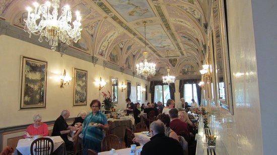 Hotel Degli Orafi: Morgenbuffet