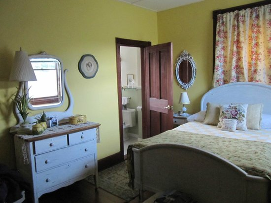 Clark House Bed and Breakfast : The American Room