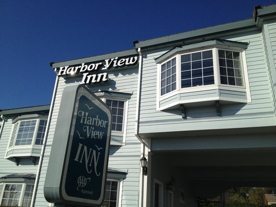 Harbor View Inn: Love it here!