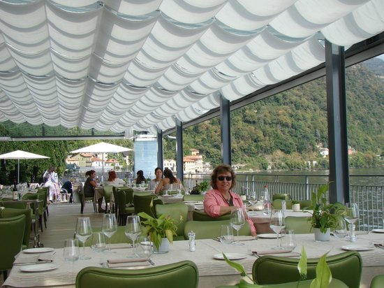 Villa Belvedere: The Terrace Restaurant