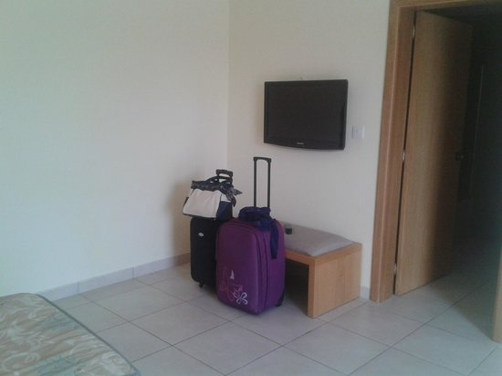 Ramla Bay Resort : chambre