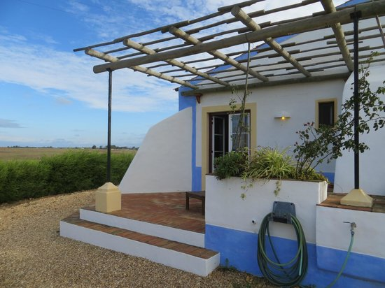 Herdade do Touril: casita we stayed in