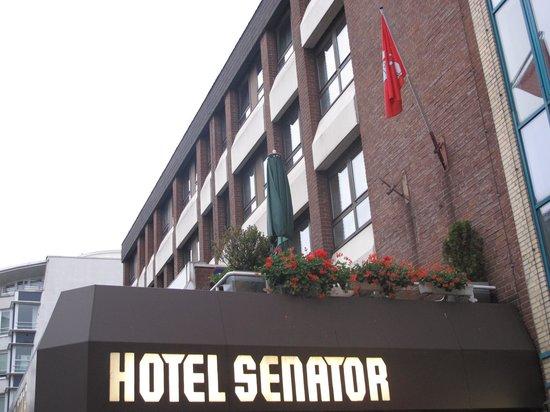 Senator Hotel Hamburg: Hotel Senator Hamburg