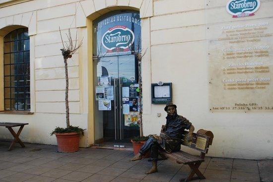 Starobrno Brewery : ristorante