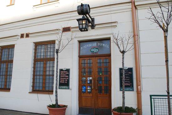 Starobrno Brewery : birreria