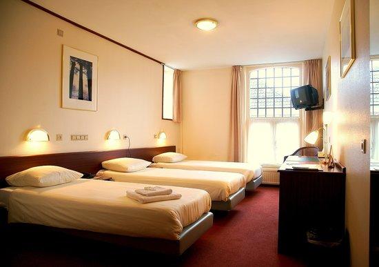 Hotel Het Wapen van Leiden: Triple Room