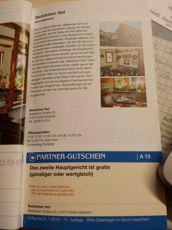 Hotel Zur Post Wiehl Bewertung