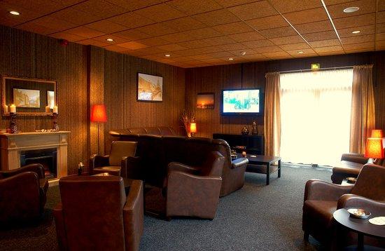 Hotel Het Wapen van Leiden: Smoking Lounge