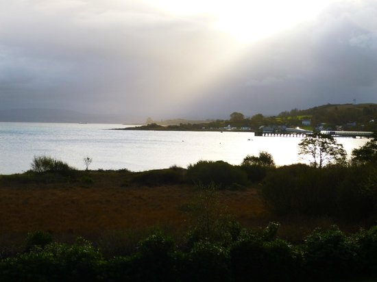 Isle of Mull Hotel & Spa: view from room