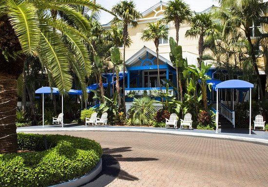 Sheraton Suites Key West: She Ex Exterior Entrance