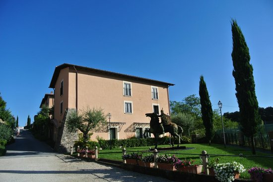 Relais Castrum Boccea : Eines der Gästehäuser