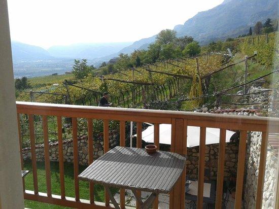Agritur Maso Spezial: balconcino