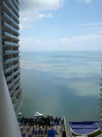 Trump International Hotel & Tower Panama: View from the balcony